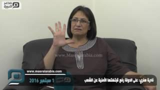مصر العربية   نادية هنري: على الدولة رفع قبتضتها الأمنية عن الشعب