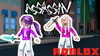 Roblox: Assassins / HUNT YOUR TARGET! BE THE LAST STANDING! 🔪