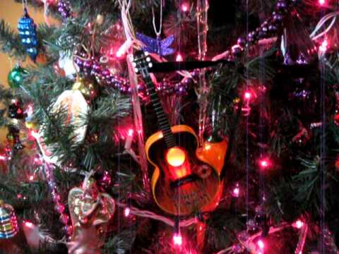 My Johnny Cash Christmas Ornament - My Johnny Cash Christmas Ornament - YouTube