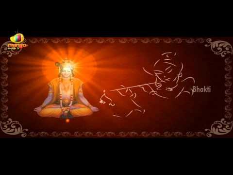 Bhavayami Bhakti Songs - Bhavayami Gopalabalam With Lyrics - Swapna Sundari