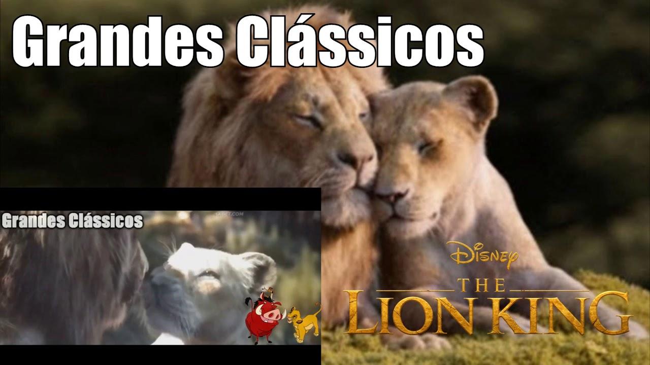 Nesta Noite o Amor Chegou (2019) - Dublagem de 1994 - Rei Leão 2019