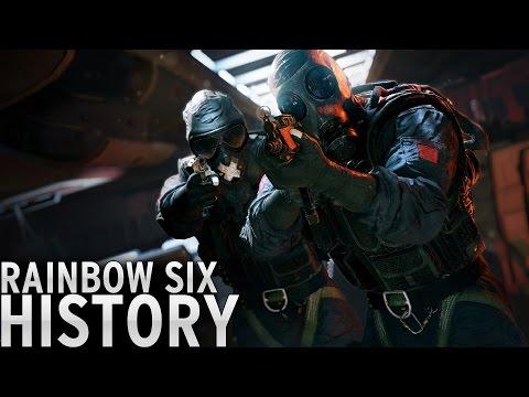 History of - Rainbow Six (1998-2016)