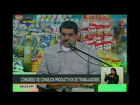 Maduro a Santos: Trágate tu cocaína