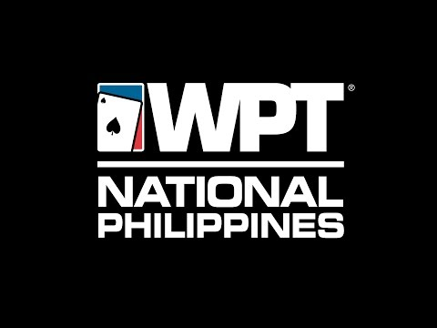 Final Table Live Stream: S13 WPTN Philippines