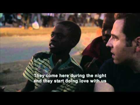David Walliams Visits Kenya | Sport Relief 2012