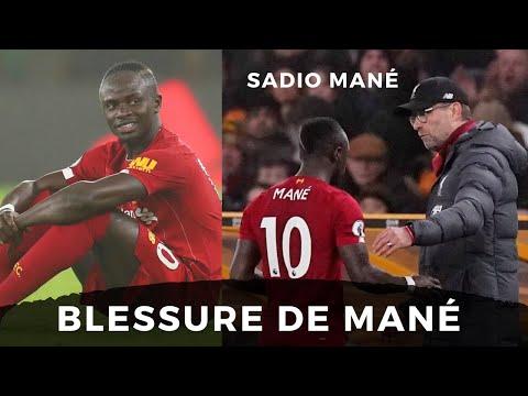 Sadio Mané Forfait Pour Deux Semaines Au Moins | Blessure De Sadio Mané