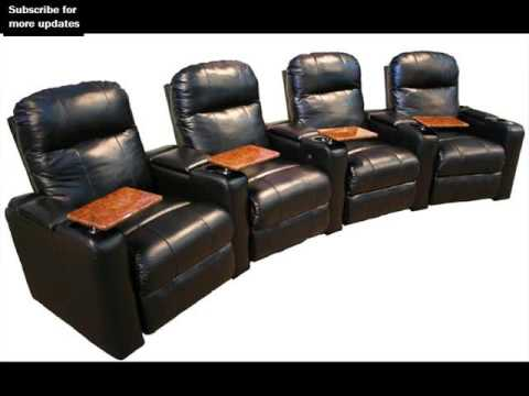 Home Theater Seating | Home Theater Furniture Collection ...