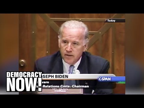"""Worth The Price?"" New Film Shows How Biden Played Leading Role In Push For U.S. To Invade Iraq"