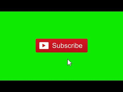 SUBSCRIBE ANIMATION PACK - 4K Green screen FREE