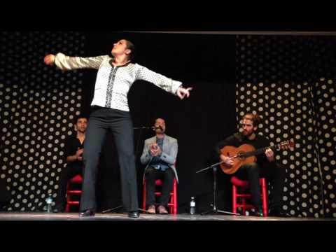 Carmen Tort - Espectáculo de flamenco en Orillas de Triana, Sevilla - 03/02/2016