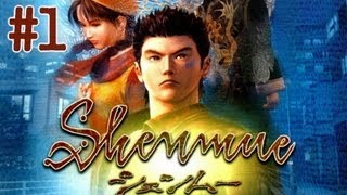Shenmue #1 - ЗАБЫТАЯ ЛЕГЕНДА