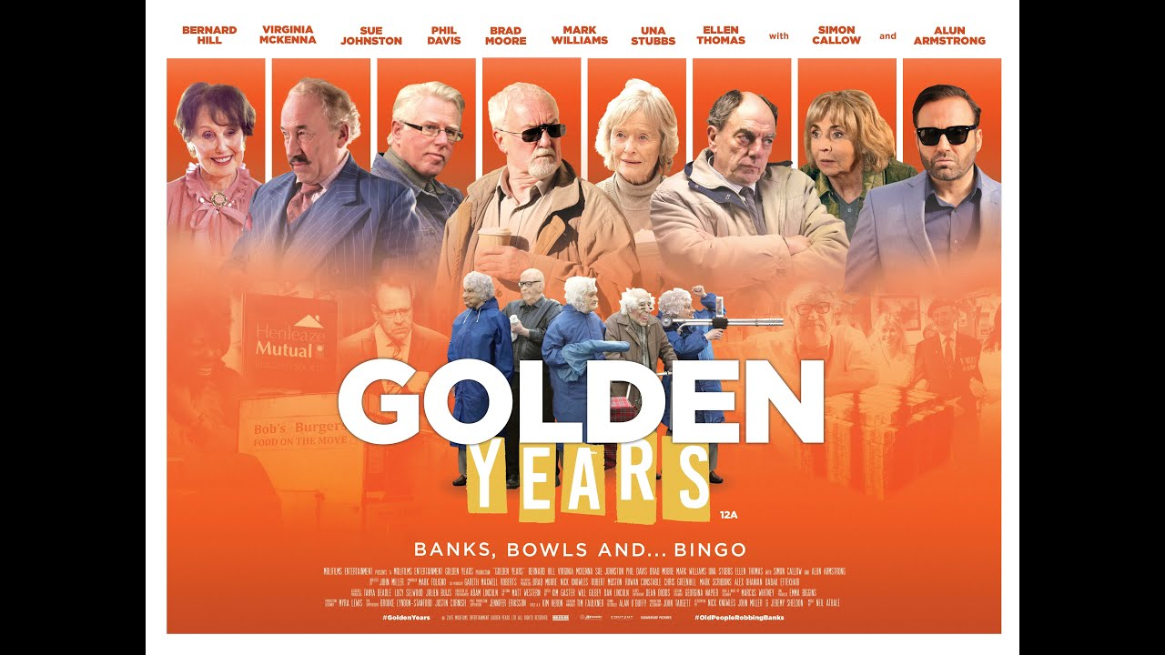 Image result for golden years film