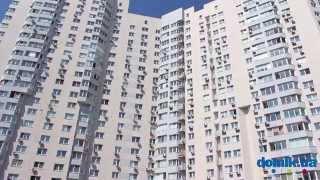 Александра Мишуги, 8 Киев видео обзор(Улица Александра Мишуги, 8. 22-этажный кирпичный дом, построенный в 2008 году. Двор небольшой, чисто, есть зелён..., 2014-09-21T13:05:03.000Z)