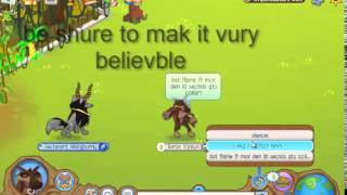 HOW TO SCAM ON ANIMAL JAM (WORKS EVERYTIME!)   Evy AJ