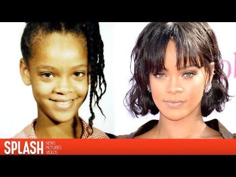 Watch Rihanna Transform Right Before Your Eyes! | Splash News TV