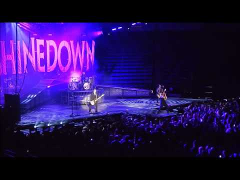 Shinedown - Carnival of Madness 2016 Full Show New Orleans