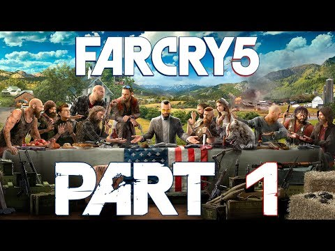 """Far Cry 5 (FULL GAME) - Let's Play - Part 1 - """"Introduction"""""""