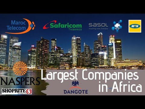 Largest Companies In Africa