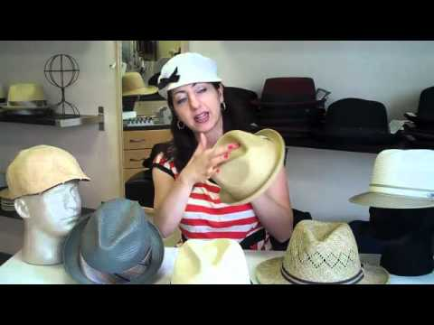 How to Pick a Straw Hat (Men) - YouTube c0dd7566b048
