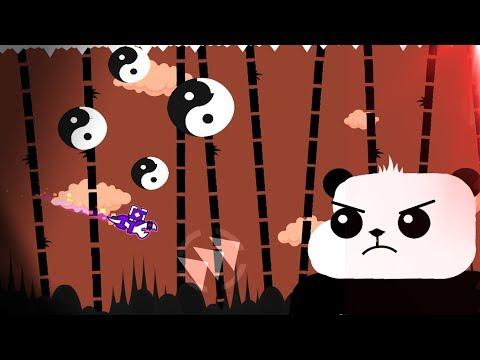 "PANDA BOSSFIGHT!! - ""RIGID"" -  GEOMETRY DASH 2.11!!"
