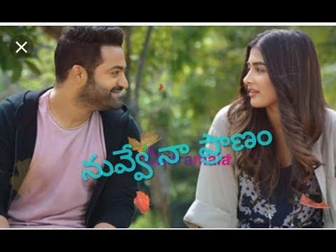 Aravinda Sametha Nuvve Naa Pranam Video Song| Telugu New Songs