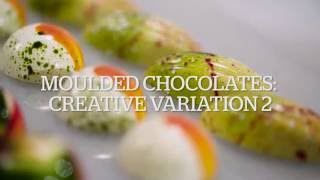 Getting even more creative with moulded chocolates