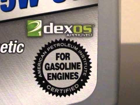 Understanding Motor Oil Standards.m4v