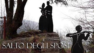 Piccola gita durante la pioggia al salto degli sposi, castione della presolana (bg).music: exhale by jeremy blake