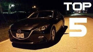 Top 5 Things I LOVE About My 2014 Mazda 3 i Touring!