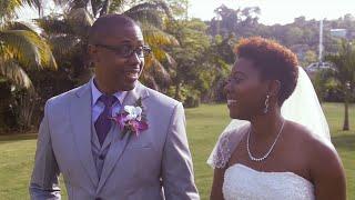 Lucius and Monique | Jamaican Wedding Film | Boncrek Weddings