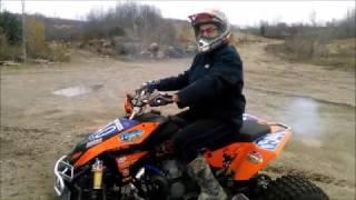 KTM ATV 500cc 2 Stroke