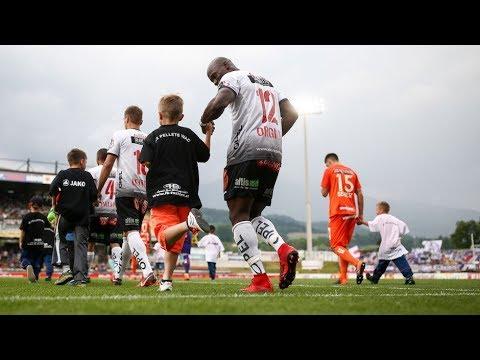 WAC 2-0 Austria Wien: Spielabbruch wegen heftigem Regen