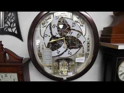 Seiko Animated Musical Clock - QXM291-B