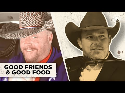 Ep 16 | Good Friends and Good Food | The Chad Prather Show | Guest: Trey Chapman