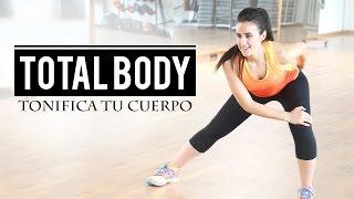 Ejercicios para tonificar el cuerpo | TOTAL BODY 13 Minutos