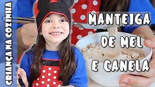 FAÇA A MELHOR MANTEIGA DA SUA VIDA, MANTEIGA DE CANELA - FLÁVIA CALINA
