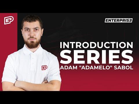 "Introducing ENTERPRISE: Adam ""Adamelo"" Sabol"