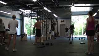 CrossFit 515 First WODs
