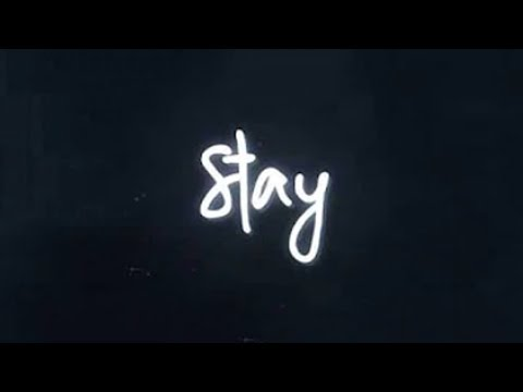 Stephen - Stay (ft. Lindsey Cook) [Lyric Video]