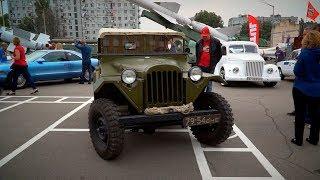 """ГАЗ 67 б, Верховина 3 МТ048, BMW R51, тюнинговый Жигули """"Раптор"""""""