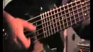 Crazy Slap Bass solo Levels 1-7