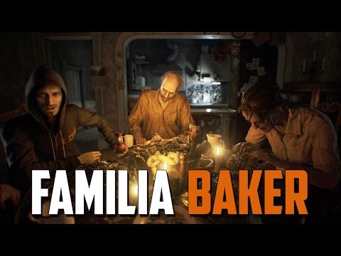 A BIZARRA HISTÓRIA DA FAMILIA BAKER