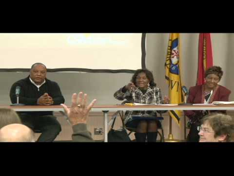 Civil Rights Panel Discussion