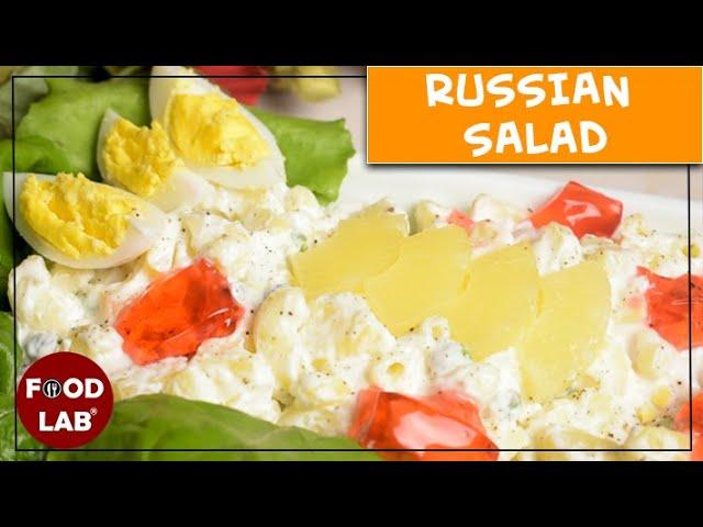 Russian Salad Recipe | Food Lab