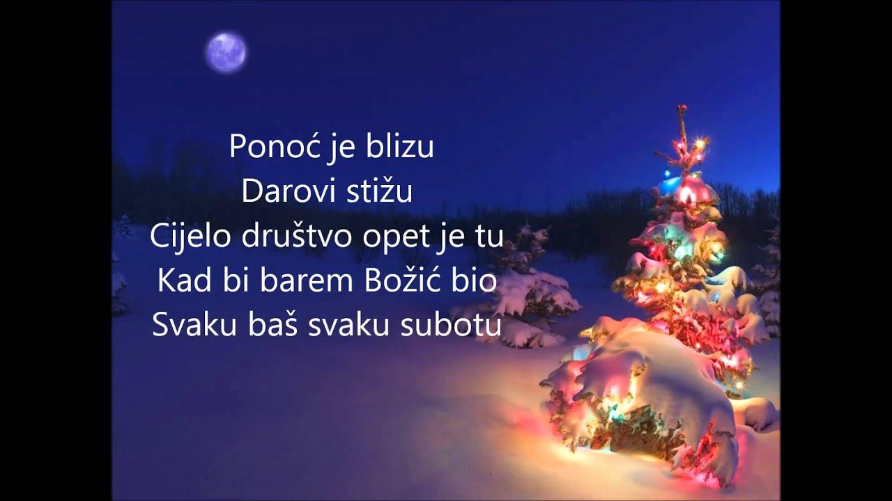 youtube sretan bozic Sretan Božić svakome (tekst)   YouTube youtube sretan bozic