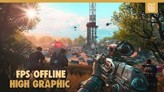 7 Game Android Offline FPS High Graphic Terbaik 2019