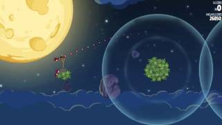 Angry Birds Space Pig Bang 1-10