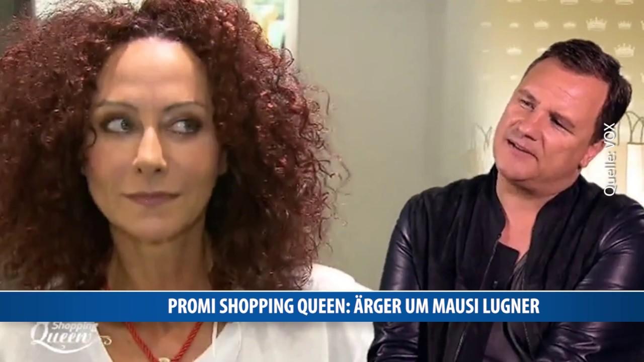 Promi Shopping Queen Arger Um Mausi Lugner