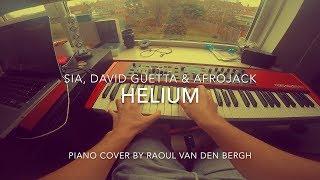 Sia, David Guetta & Afrojack - Helium (Piano Cover + Sheets)
