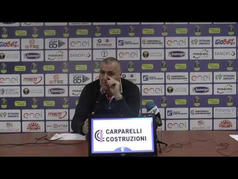 Le parole di coach Repesa nel post partita Brindisi-Milano